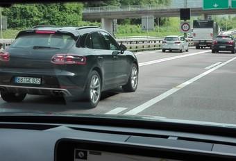 Porsche Macan facelift bijna klaar #1