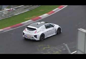 VIDEO – Hyundai RM16 N aan het testen op Nürburgring #1