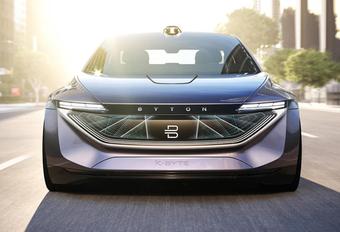 Byton K-Byte : autonome de niveau 4 prévue en 2021 #1