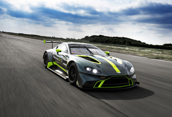 Aston Martin Vantage GTE krijgt gezelschap van GT3 en GT4 #1