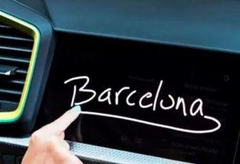 Audi A1 en zijn reuzenscherm komen dichterbij #1