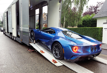 Meer Ford GT in België #1
