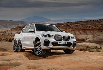 Is dit het off-roadpack voor de BMW X5? #1