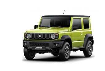 Suzuki Jimny 2018 : fidèle #1