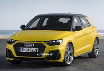 Audi A1 op het internet gelekt? #1