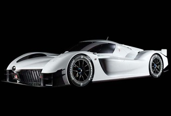 Toyota komt binnenkort met hybride supercar #1