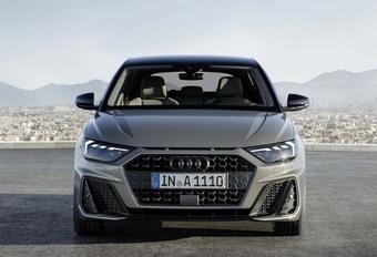 Nieuwe Audi A1 in bewegend beeld #1