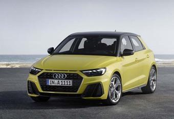 Nieuwe Audi A1 heeft BMW-achterlichten #1