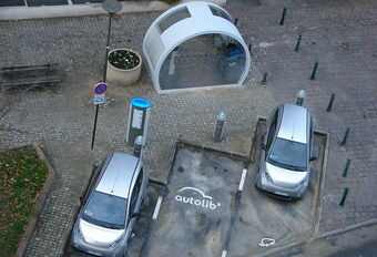 Autolib in Parijs flopt #1