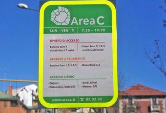 Milan se dirige vers l'interdiction du Diesel #1