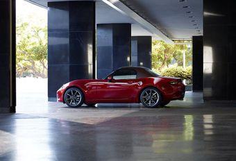 Mazda MX-5 krijgt meer vermogen #1