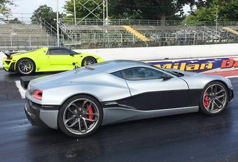 Rimac helpt Porsche met elektrische supersportwagen #1