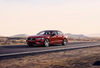 Nieuwe Volvo S60 komt uit de VS. Zonder diesel!  #1