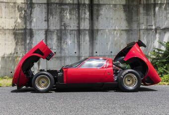 Deze Miura is de SVR van Lamborghini #1