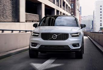 XC40 wordt eerste EV van Volvo #1