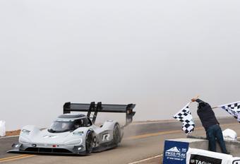 Pikes Peak 2018 : Record pour la VW ID 100% électrique #1