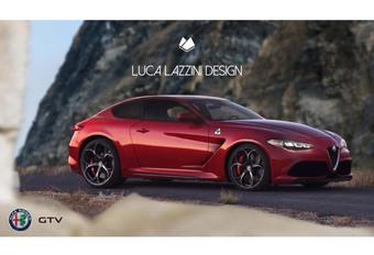 Is dit de nieuwe Alfa Romeo GTV? #1