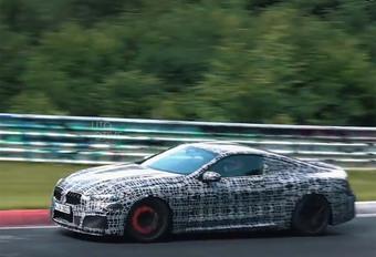Ook zonder V12 wordt de BMW M8 episch #1