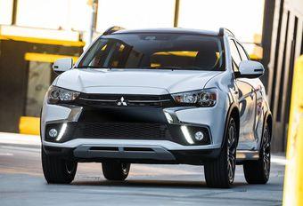 Mitsubishi pourrait produire en France #1