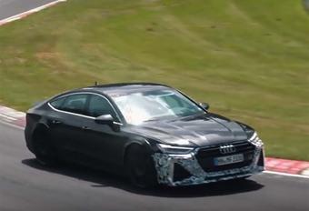 Audi RS7 verklaart oorlog aan M5 en E63 met 650 pk #1