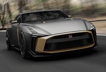 Nissan GT-R50 : peut-être en vente #1