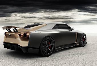 Door Italdesign gebouwde Nissan GT-R50 is Nismo in maatpak #1