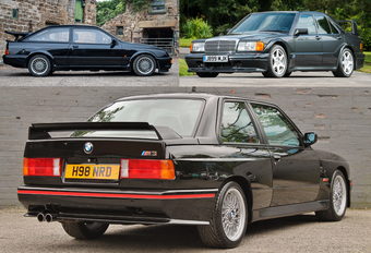 Keuzestress: BMW M3 Sport Evo, Sierra Cosworth RS500 of Mercedes 190E Evo 2?! #1