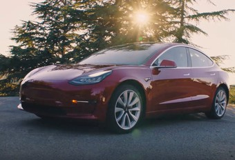 Tesla Model 3 : à Goodwood puis en Europe début 2019 #1