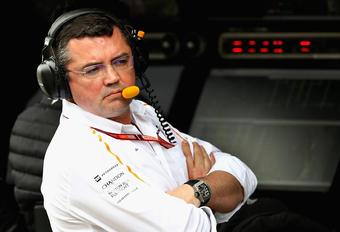 Eric Boullier houdt het voor bekeken bij McLaren F1 #1