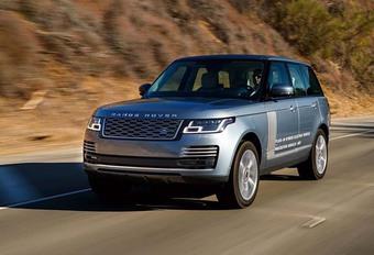 Futur Range Rover : il va se hisser au niveau du Bentley Bentayga #1