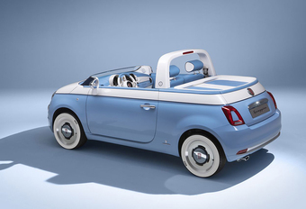 Nieuwe Fiat 500 Spiaggina komt in productie, maar... #1