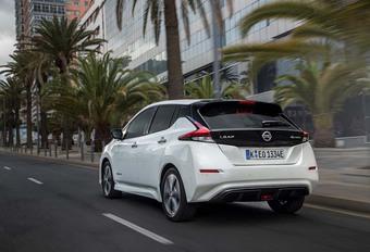 Voitures électriques : la Nissan Leaf est la reine en Europe #1
