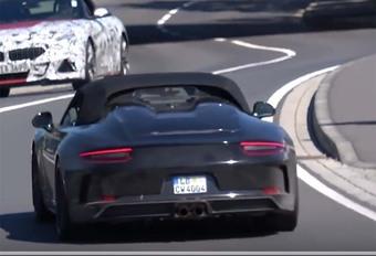 Porsche 911 : Le nouveau Speedster arrive ! #1