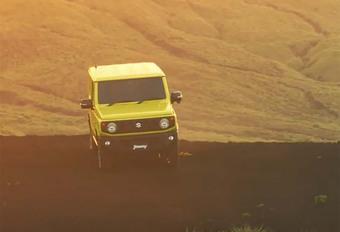 VIDÉO – Suzuki Jimny 2019 : tous les détails ! #1