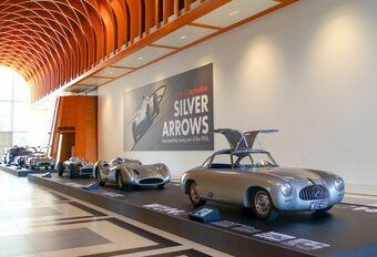 Les « Silver Arrows » au musée Louwman #1