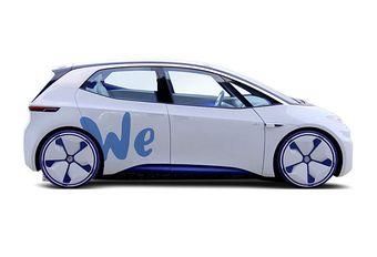 Volkswagen WE: mobiliteit volgens VW #1