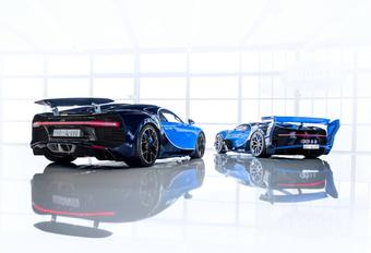 Bugatti Chiron Divo verlegt focus van topsnelheid naar acceleratie #1