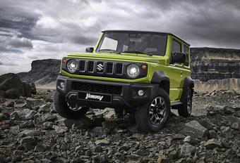 Meer details over de nieuwe Suzuki Jimny  #1