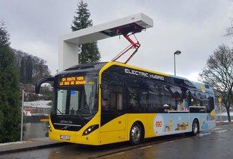 Les bus hybrides trop polluants à Charleroi #1