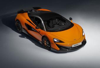 Het knappe cijfermateriaal achter de McLaren 600LT #1