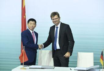 Mini construira des électriques en Chine #1