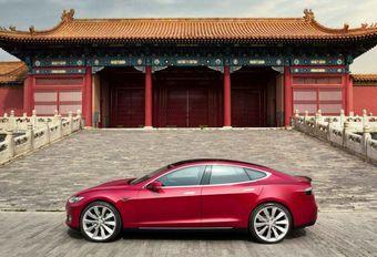 Tesla peut construire son usine en Chine #1