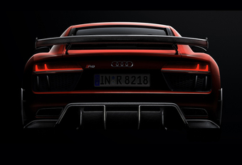 Audi Sport bouwt 44 exemplaren van de R8 Performance Parts Edition #1