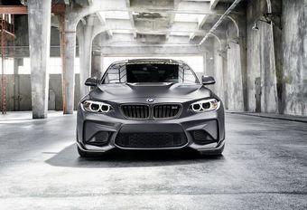BMW M Performance Parts : M2 allégée à Goodwood #1