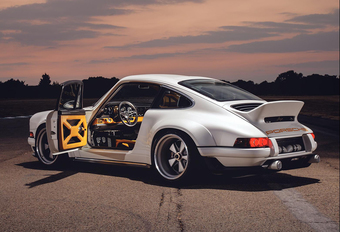 Singer DLS is Porsche 911 met Williams-technologie #1