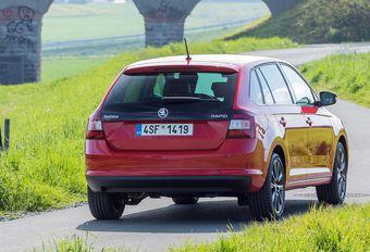 Un virage à 180° pour la prochaine Škoda Rapid  #1