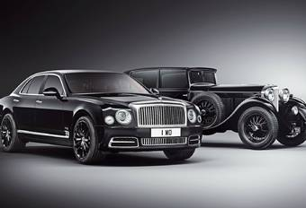 Mulliner maakt Walter Owen Bentley Mulsanne Edition #1