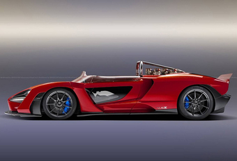 McLaren plant 18 nieuwigheden tegen 2025 #1