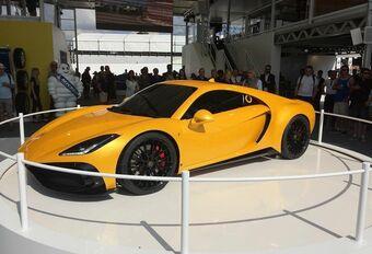 Noble M500 Concept: met motor van de Ford GT #1