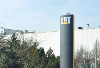Economie - Thunder Power overweegt Caterpillar-site #1